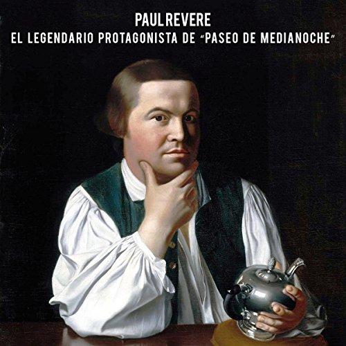 Paul Revere audiobook cover art
