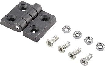 Basetech Kunststof scharnier 60x45x8mm 60 mm 1 stuk(s)