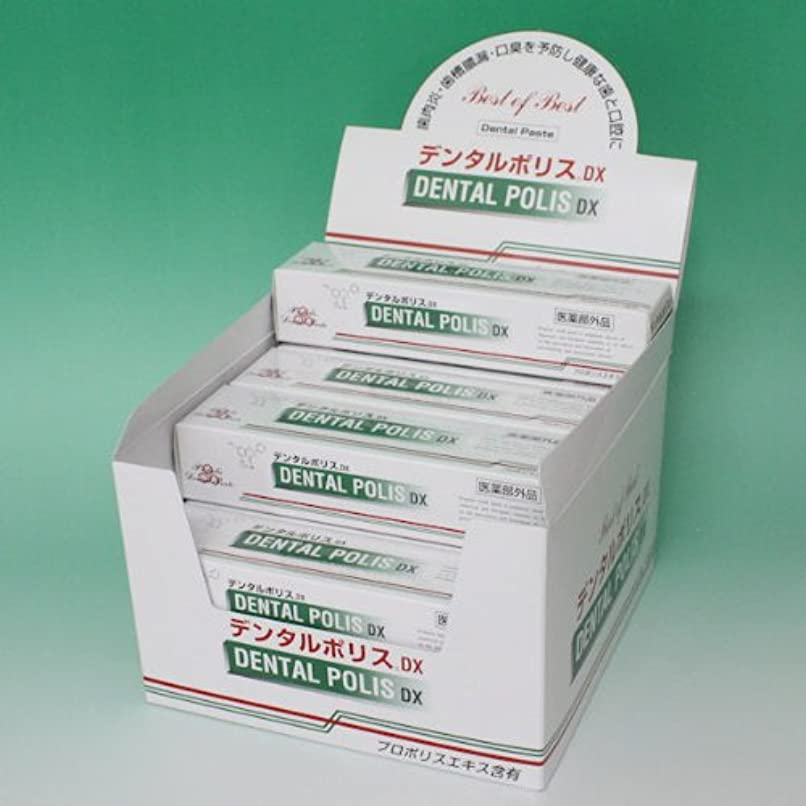生じるキャラバンヒップデンタルポリスDX 80g  12本セット 医薬部外品  歯みがき 8gサンプル2本 進呈!