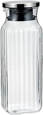 iwaki(イワキ) 保存容器 クリア 1000ml スクエアサーバー