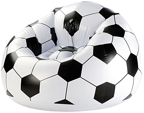 amscan 9900298 Aufblasbarer Fußballsessel, one Size