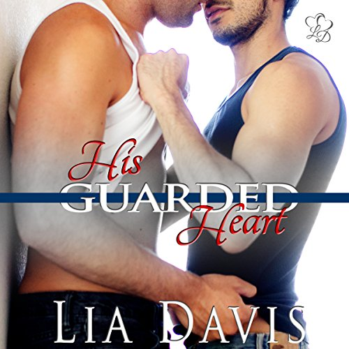His Guarded Heart audiobook cover art