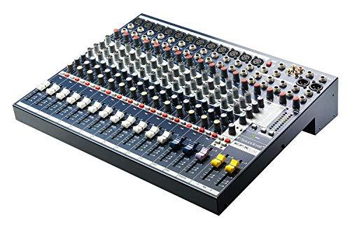 Soundcraft EFX12 High-Performance 12-Channel Lexicon Effect Mixer