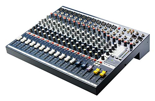 Soundcraft EFX12+K Mesa de mezcla analógica 12CH