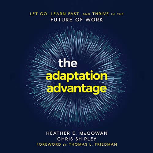 The Adaptation Advantage Titelbild