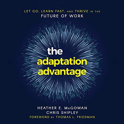 Couverture de The Adaptation Advantage
