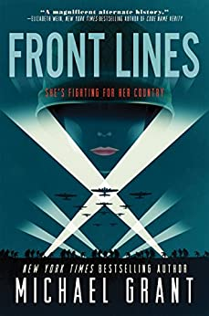 Front Lines by [Michael Grant]