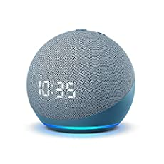 Image of Amazon Echo Dot 4th. Brand catalog list of Amazon. Rated with a 4.7 over 5