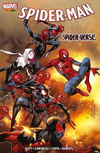 Spider-Man - Spider-Verse (Marvel Paperback)
