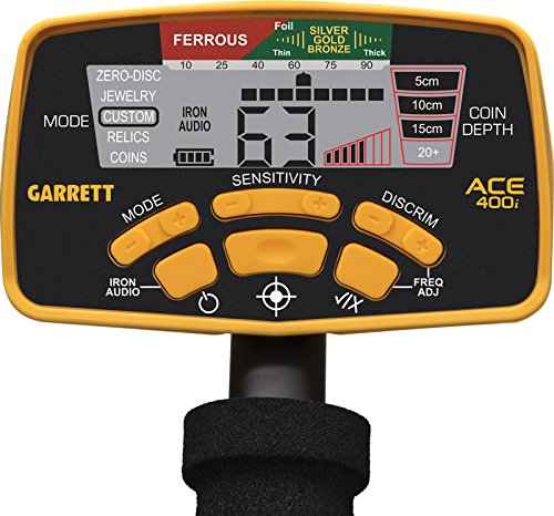 GARRETT ACE 400i Premium Set - 2