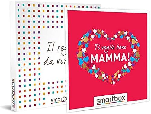 precioso Smartbox Ti Voglio Bene Bene Bene Mamma, Estuche Regalo para mujer, Hombre, multifunción, estándar  venta directa de fábrica