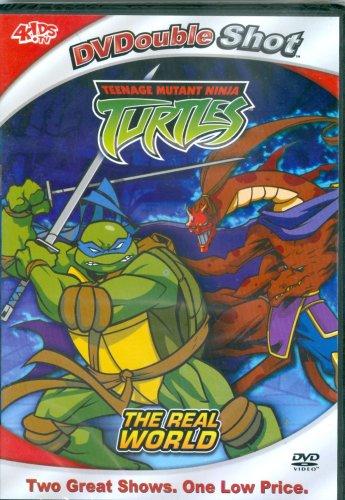 Photo of Teenage Mutant Ninja Turtles-The Real World-Parts 1 & 2