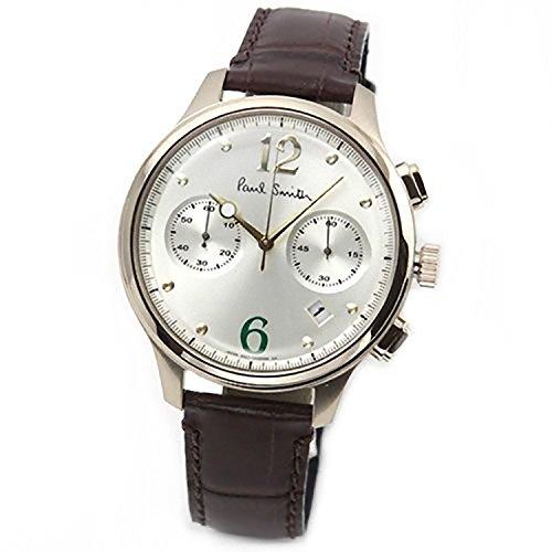 ポールスミス Paul Smith 腕時計 BX2-060-90 シティ クラシック ツー カウンター クロノグラフ メンズ [並...