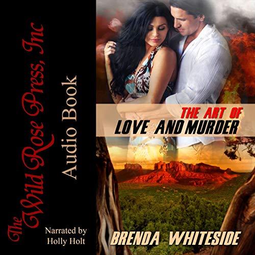 The Art of Love and Murder Audiobook By Brenda Whiteside cover art