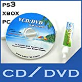 CommercioEuropa Kit di Pulizia Lente Lettore CD DVD VCD
