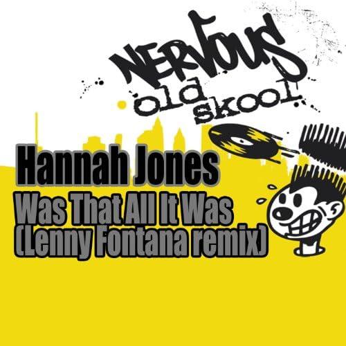 Hannah Jones