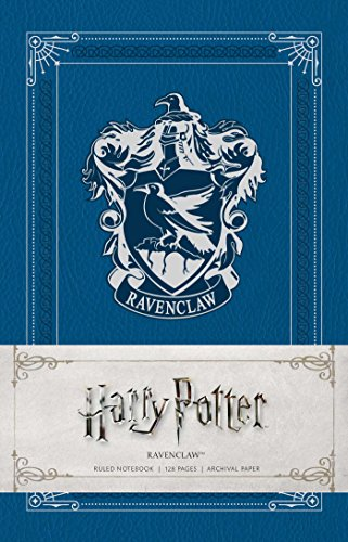 Harry Potter - Ravenclaw Ruled Notebook