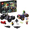 LEGO DC Batman Joker's Trike Chase 76159 Batmobile Building Toy