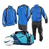 Dynamicset, blau, Größe 128, ideale Trainingsbekleidung