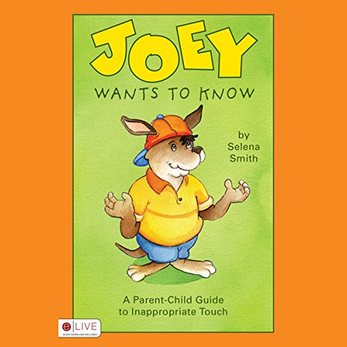 Joey Wants to Know audiobook cover art