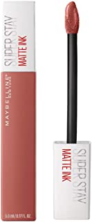 MAYBELLINE(メイベリン) SPステイ マットインク リップ 口紅 定番色 130 くすみコーラル 5ミリリットル (x 1)