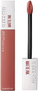 MAYBELLINE(メイベリン) SPステイ マットインク リキッド マット 口紅 130 SELF-STARTER コーラル系 5.0ml