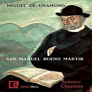 San Manuel Bueno Martir audiobook cover art