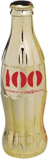 Coca-Cola Celebrating 100 Years of The Bottle Gold Plated 3rd Edition
