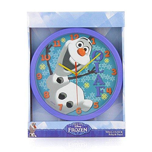 Disney Frozen Olaf Lot de 2 locomoirs muraux 24 cm