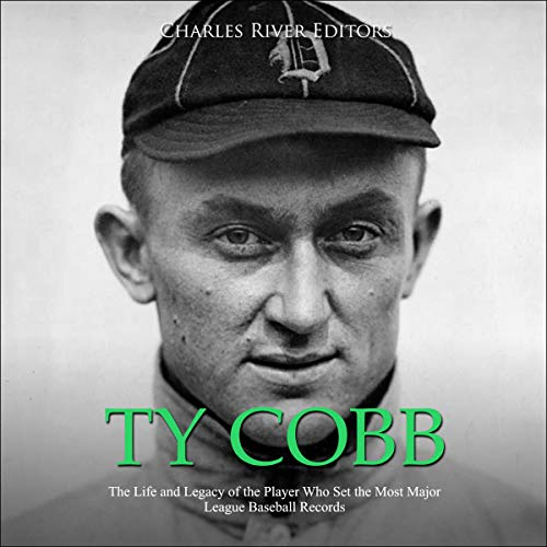 Ty Cobb  By  cover art