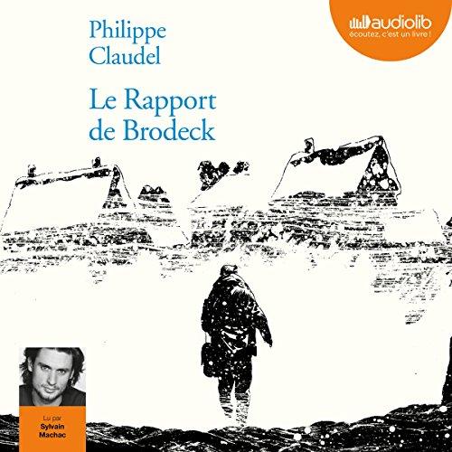 Le rapport de Brodeck audiobook cover art