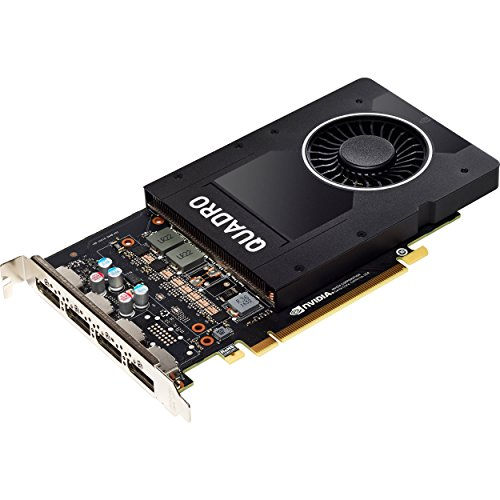 Nvidia Quadro P2000 5GB GDDR5 128-bit PCI Express 3.0 x16 Full Height Video Card