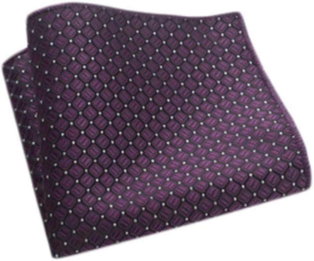 Exquisite Pocket Squares For Men Wedding & Tuxedo Pocket Square Handkerchief-A37