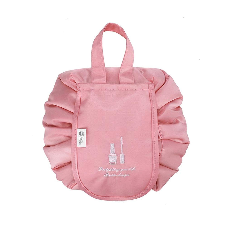 Chennong 旅行化粧品袋、大容量化粧品袋、防水ウォッシュバッグ、ポータブル、巾着、家庭用