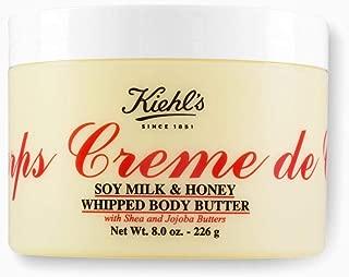 Kiehl's Creme De Corps Soy Milk & Honey Whipped Body Butter 226g/8oz