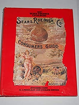 Hardcover 1897 Sears Roebuck Catalogue Book