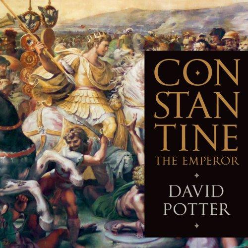 Constantine the Emperor cover art