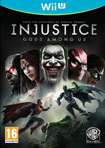 Warner Bros Injustice - Juego (Wii U)