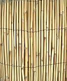 ESPRIT JARDIN Lot DE 4 CANISSES PAILLON Pele - 2M x 5M