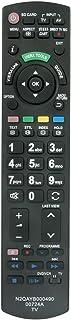 ALLIMITY N2QAYB000490 sub N2QAYB000498 afstandsbediening Vervangt Panasonic TV TX-L37G20E TX-L32G20E TX-L32X20E TX-L32X20L...