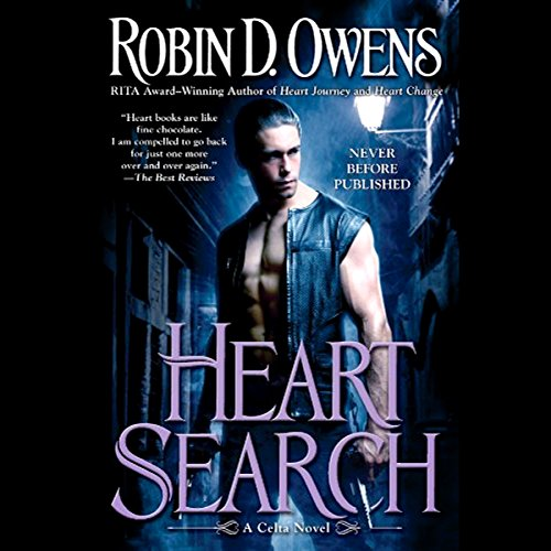 Heart Search audiobook cover art