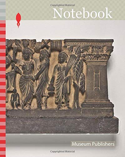 Notebook: The Birth and the First Seven Steps of the Buddha, Kushan period, about 2nd/3rd century, Pakistan, Present-day Khyber Pakhtunkhwa Province, ancient region of Gandhara, Gandhara, Phyllite