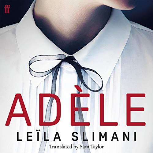 Adele audiobook cover art