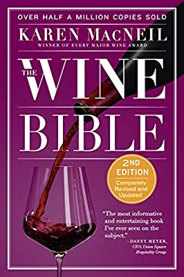 The Wine Bible by Workman Publishing Company