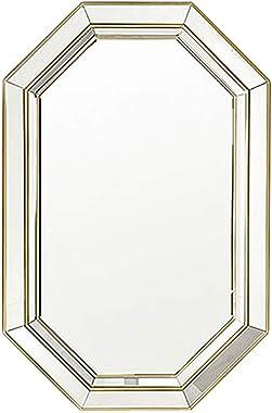 Miroir Miroir Mural entrée Miroir Salle de Bains Miroir Chambre Miroir Maquillage Maquillage Miroir stéréoscopique Miroir déc