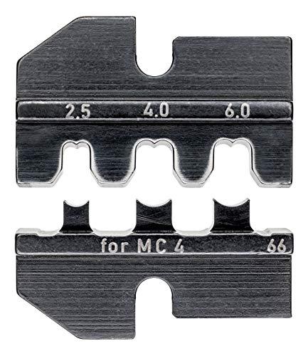 KNIPEX 97 49 66 Crimpeinsatz für Solar-Steckverbinder MC4 (Multi-Contact)