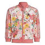 adidas GN4210 SST Set Tracksuit Girls Trace Pink/Multicolor/Hazy Rose 3-4A
