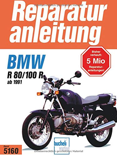 BMW R 80 / 100 R (Reparaturanleitungen)
