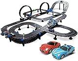 HLD Sistema de la Pista Runway Taneadway Dual Pista Doble Control Remoto Car Coche para Niños Toros...