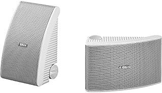 "NSAW392W YAMAHA 5.25"" 40W Waterproof Speaker Yamaha - White Outdoor NSAW392 White,"